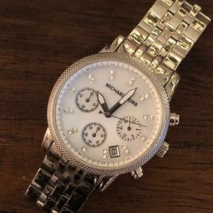 💎 | MICHAEL KORS | Silver Watch